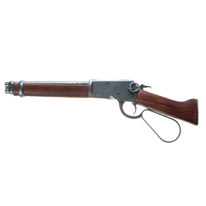 Макет винтовки Винчестер, укороченной Mare's Leg, 44 мм, США, 1892 г