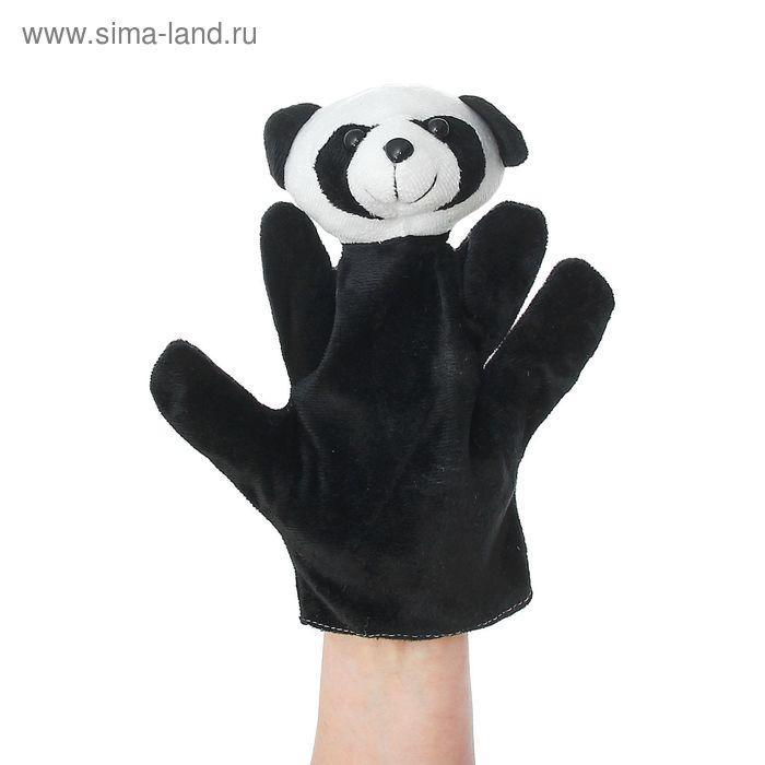 """Мягкая игрушка на руку """"Панда"""", на 4 пальца"""