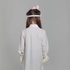 """Карнавальный костюм """"Зайчик"""", 2 предмета: шапка-маска, лапы - фото 105446305"""
