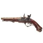 Макет 2-х ствольного пистолета Наполеона France, St. Etienne
