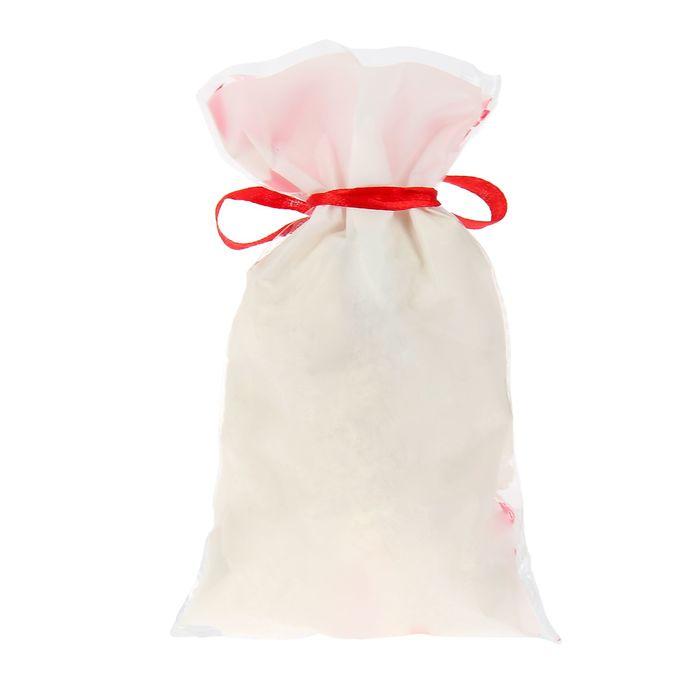 Пакет подарочный пластиковый «Для тебя», 20 × 30 см