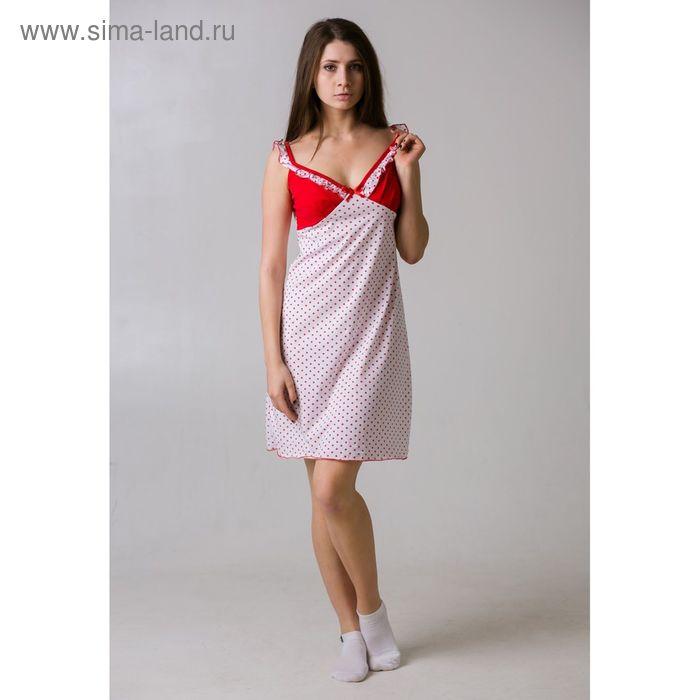 Сорочка женская Ксения-1 МИКС, р-р 42
