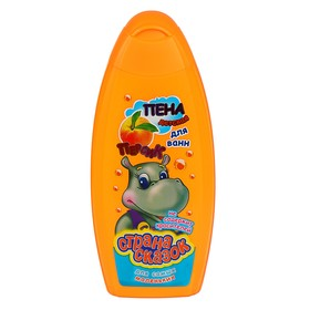 Пена для ванн с ароматом персика 350 мл