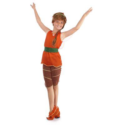 Карнавальный костюм «Фея Фауна», размер 34, рост 128 см