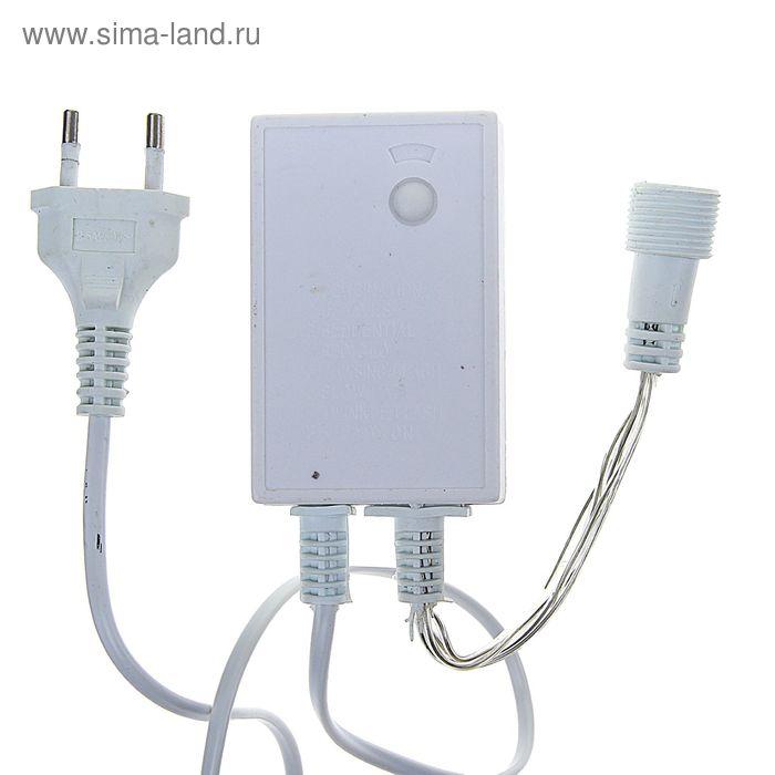 """Контроллер для гирлянд УМС """"Световой дождь"""", до 8000 LED, Н.Б. 5W, 8 режимов"""
