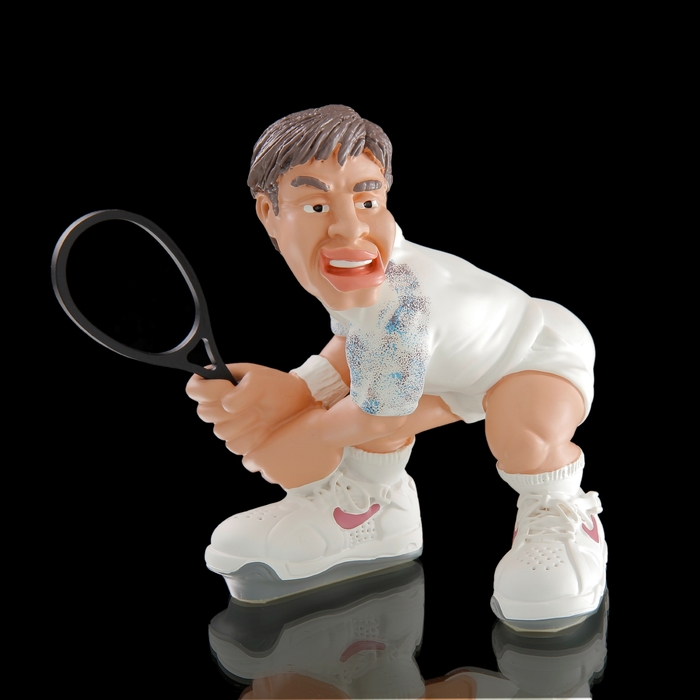 """Статуэтка """"Теннисист"""""""