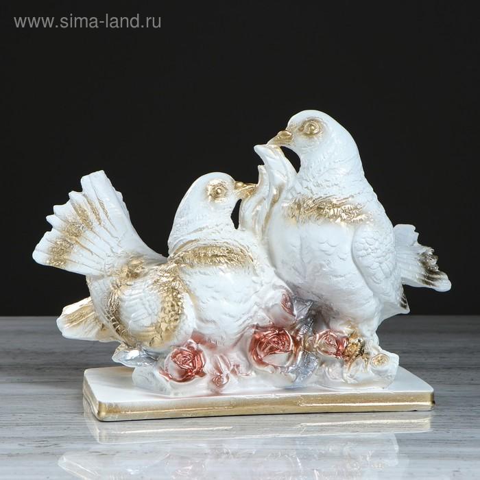 """Сувенир """"Белые голуби"""" большой"""
