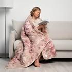 Электроодеяло EcoSapiens ES-411 Blanket, 80 Вт, хлопок, 145х185 см