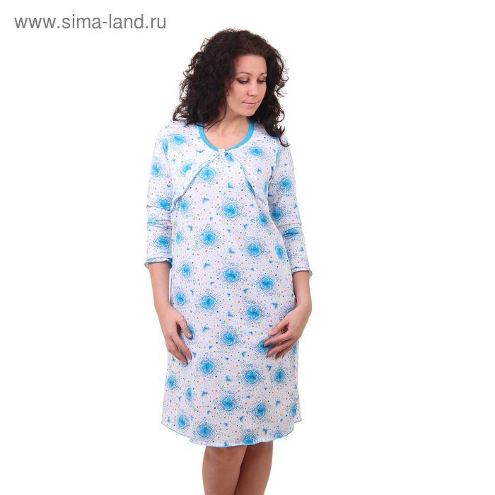 Сорочка женская 45 МИКС, р-р 52