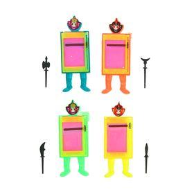 Мини - доска для рисования 'Боец', цвета МИКС Ош