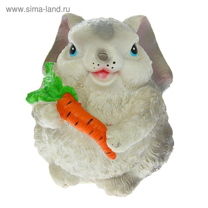 """Копилка """"Зайка с морковкой"""""""