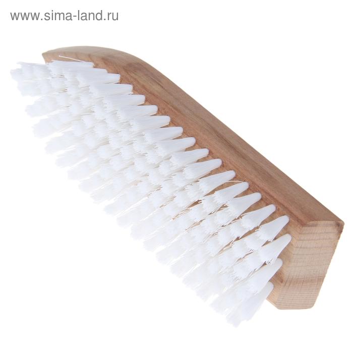 """Щетка для одежды """"Стрелка"""" 118 пучков, искусственная щетина"""