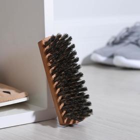 Brush Shoe 80 bundles natural hair color black