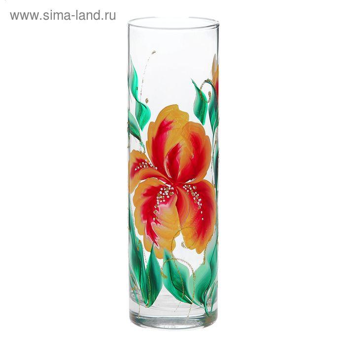 """Ваза Flora """"Радужный ирис"""""""