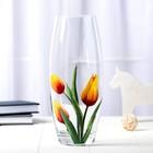 """Ваза """"Флора"""", тюльпан"""