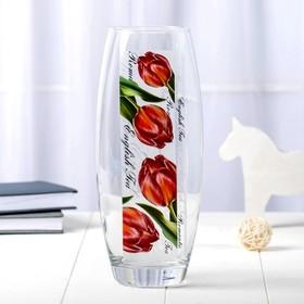 "Ваза ""Тюльпаны"", English tea"