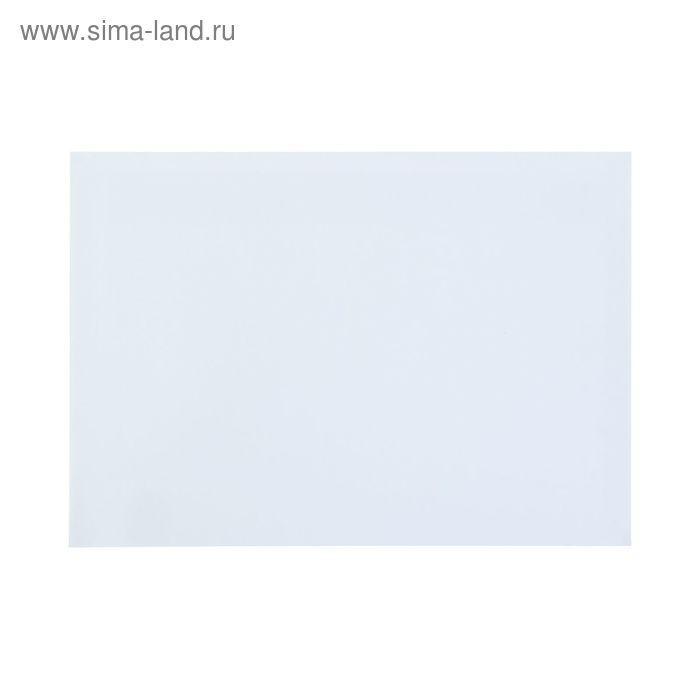 Конверт почтовый С4 229х324мм чистый, без окна, внутренняя запечатка, 90 г/м, упаковка 100 шт