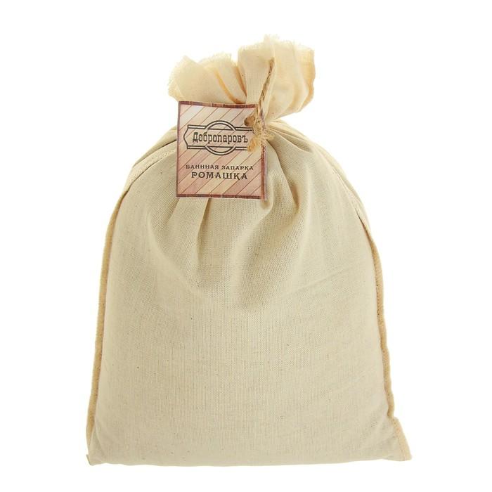 Запарка банная натуральная оздоровительная Ромашка 500 гр