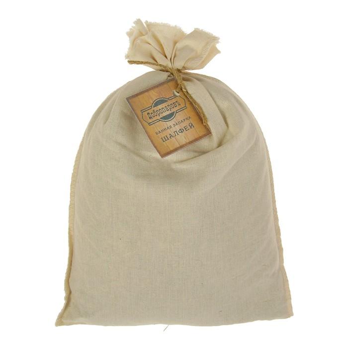 Запарка банная натуральная оздоровительная Шалфей 500 гр
