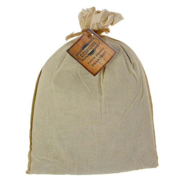 Запарка банная натуральная оздоровительная Эвкалипт 500 гр