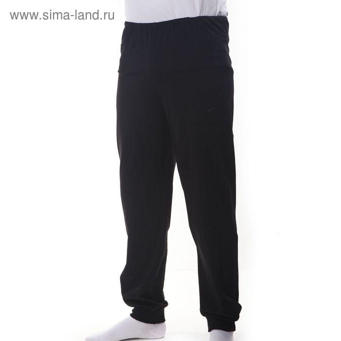 Брюки мужские, рост 170 см (54), цвет чёрный Р507285