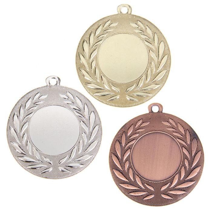 Медаль под нанесение 024, бронза