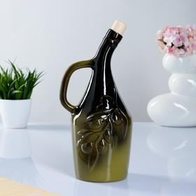 "{{photo.Alt || photo.Description || 'Бутылка для масла ""Оливки"" 0,9 л, МИКС'}}"