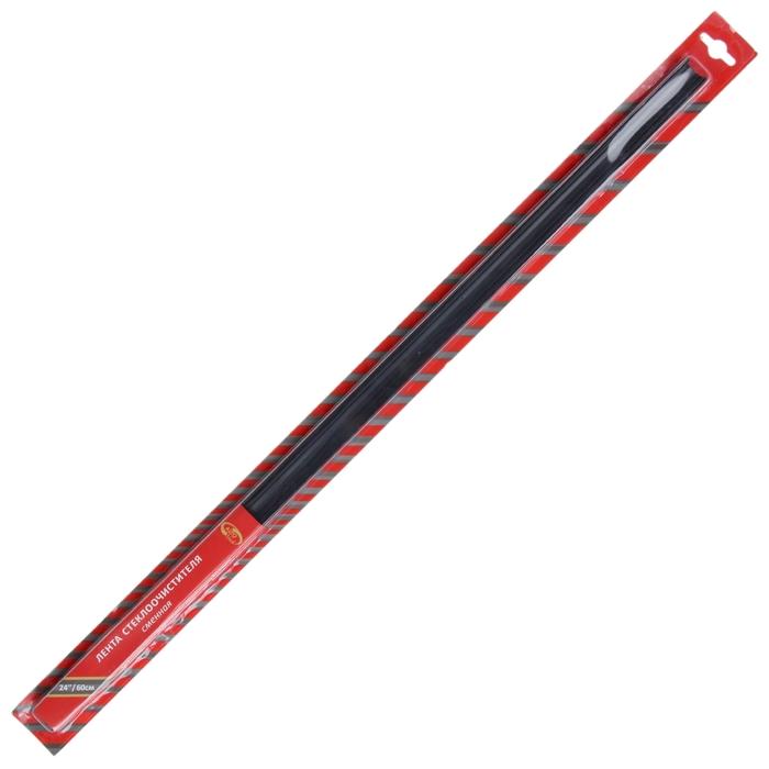 """Резинки Autovirazh, 24""""/60 см, для каркасной щетки с графитом, набор 2 шт."""