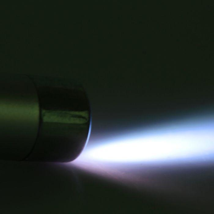 """Ручка, лазер в коробке """"Ученье-свет"""" + фонарик"""