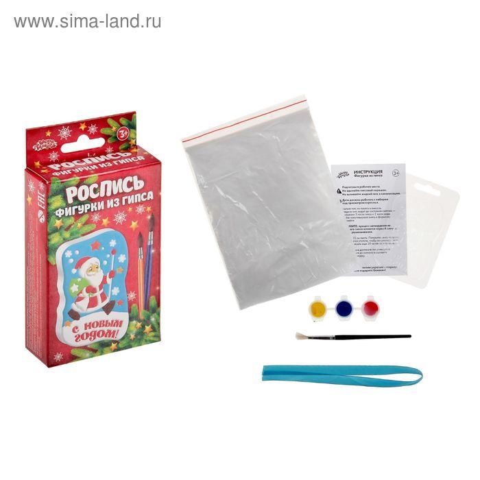 Набор для росписи по керамике «Дед Мороз»