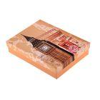"""Коробка подарочная """"Лондон"""" 12 х 16 х 3,5 см"""