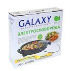 Сковорода электрическая Galaxy GL 2660, 1700 Вт, d=32 см - фото 883736