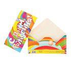 Конверт для денег «С Днём Рождения» радуга