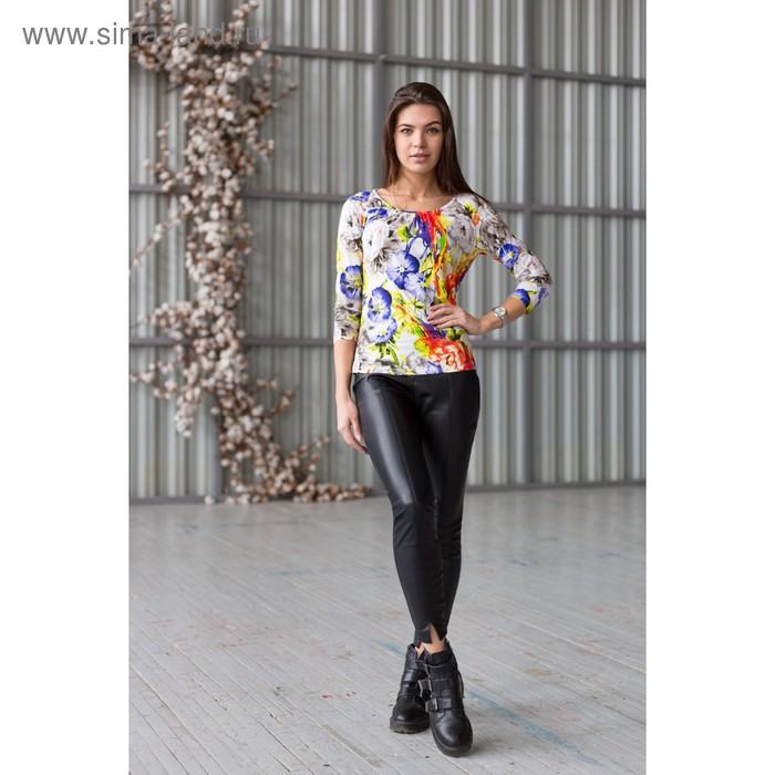 """Джемпер женский """"Мадейра"""", рост 158-164 см, размер 46, цвет оранжевый (арт. MV2341/01)"""