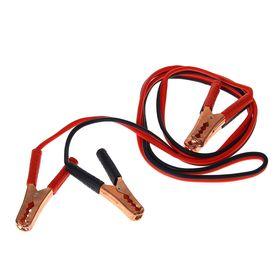 Провода-прикуриватели TORSO, 200 А, -30 до +80º, длина 2.5 м, 12/24 В, сумка
