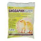 """Белково-витаминно-минеральная пробиотическая кормовая добавка """"Биодарин"""" для цыплят 0,5кг"""