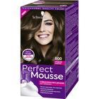 Краска-мусс для волос Perfect Mousse, тон 500, средний каштан