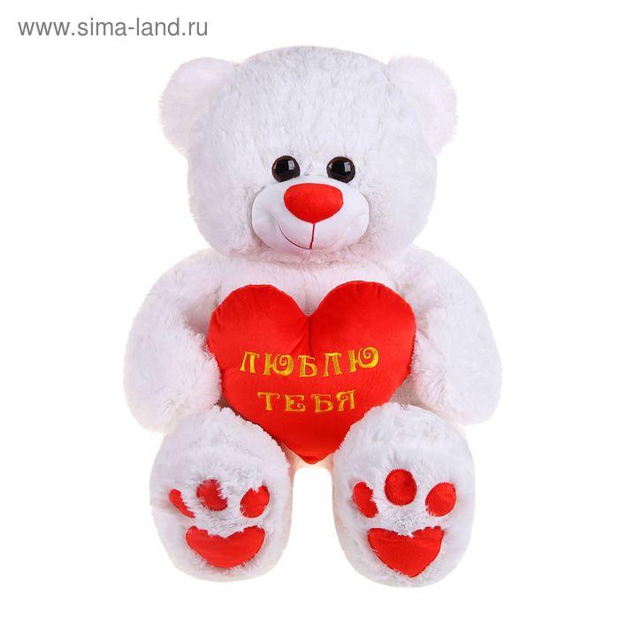 Мягкая игрушка «Мишутка с сердцем»