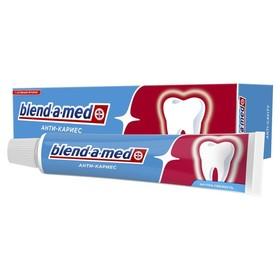 Зубная паста Blend-a-med Анти-Кариес, Свежесть, 50мл