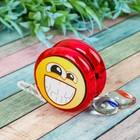 """Yo-yo light """"Smilies"""", MIX colors"""