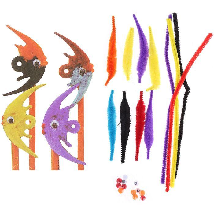 Набор для творчества «Укрась ручку - рыбка» 4 шт.