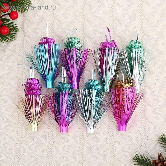 """Новогоднее украшение """"Подвеска"""" микс"""