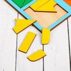 Набор 2 планшета «Сложи квадрат» Б.П. Никитин, 3 уровень (мини), цвета МИКС - фото 1029934