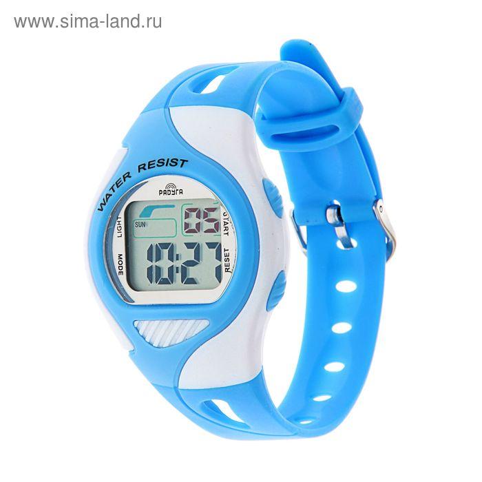 """Часы наручные женские """"Радуга"""" 418 голубые"""