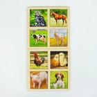 Картинки-половинки «Домашние животные», 2 планшета - фото 105589301