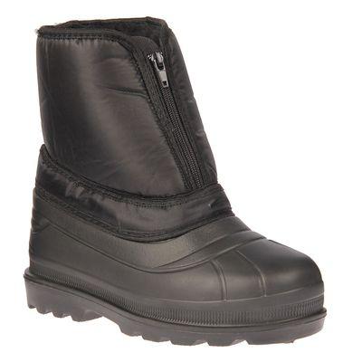 Ботинки женские ЭВА арт. БЭ-0125 (черный) (р. 37/38)