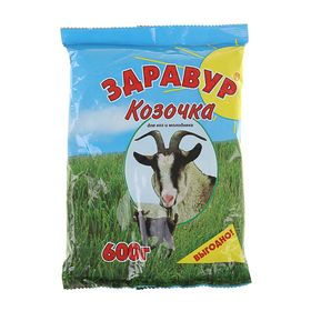 Премикс 'Козочка' 600 гр Ош