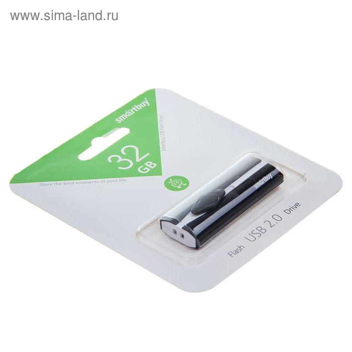 Флешка USB Smartbuy 32Gb Comet, чёрная