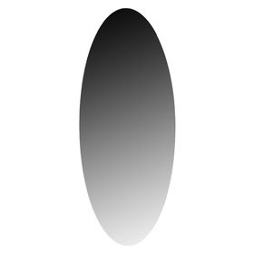 Зеркало «Силуэт», настенное, 53×127,5 см Ош