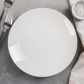 Тарелка мелкая Кубаньфарфор «Соната», d=22 см